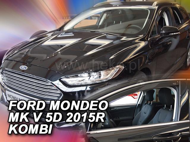 Ofuky oken - Ford Mondeo 5D 15R htb/combi, přední