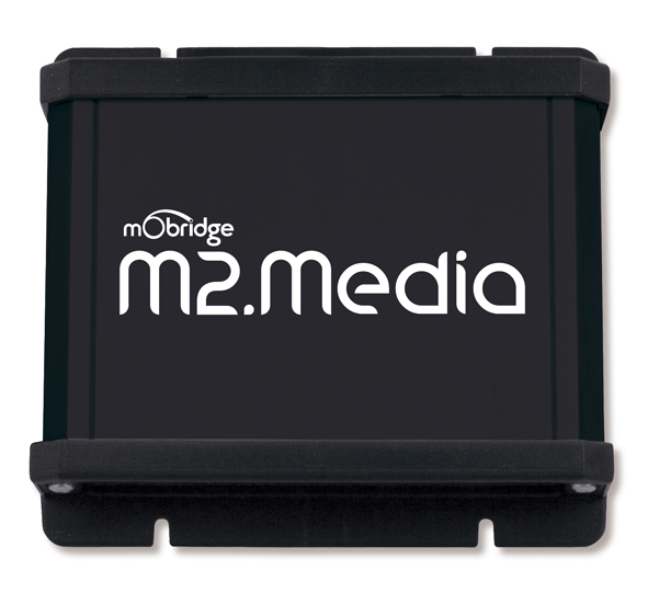 Multimediální MOST adaptér USB/iPod/Aux do vozů Audi, BMW, Mercedes, Mini, Porsche