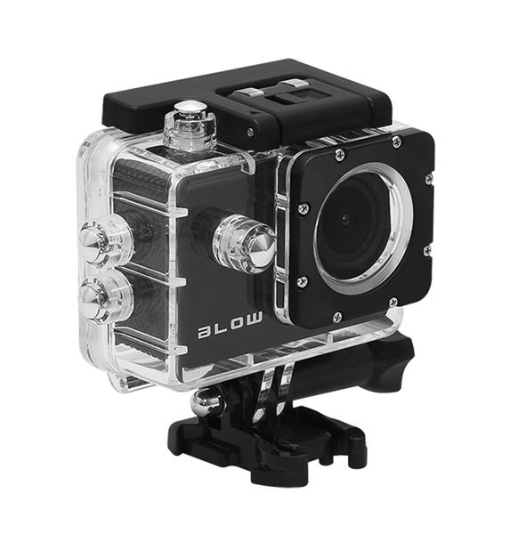 Sportovní kamera Full HD 1080p, LCD 1.5'', WiFi, vodotěsná 30m BLOW PRO4U