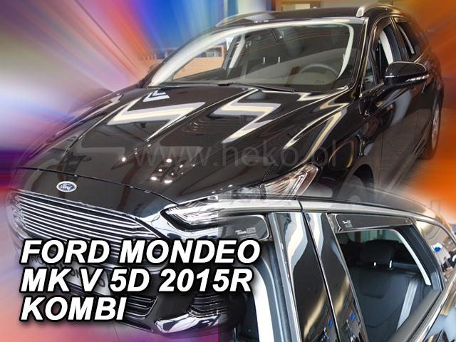 Ofuky oken - Ford Mondeo 5D 15R (+zadní) combi