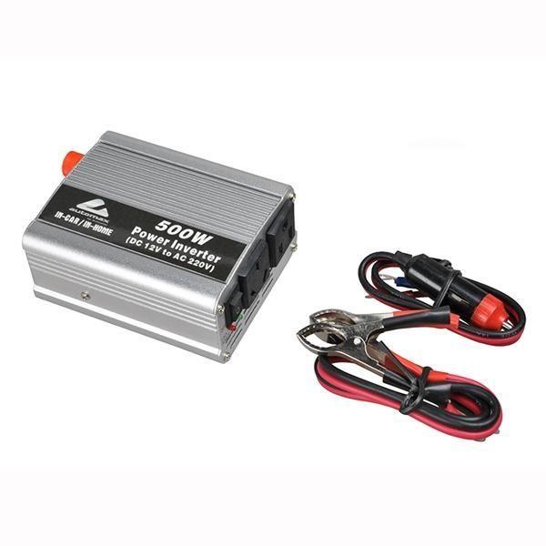Měnič napětí z z 12V na 220V - 500W