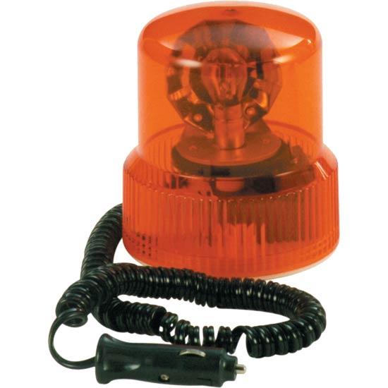 Maják výstražný oranžový 12V