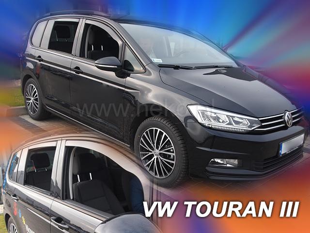 Ofuky oken - VW Touran 5D 15R (+zadní)