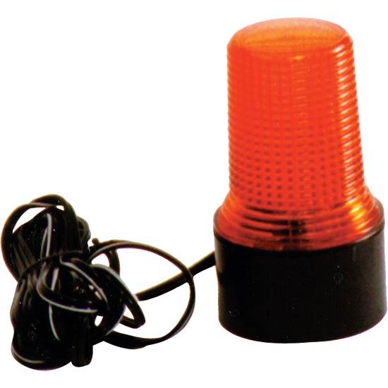 Maják výstražný oranžový Xenon 12V 500W