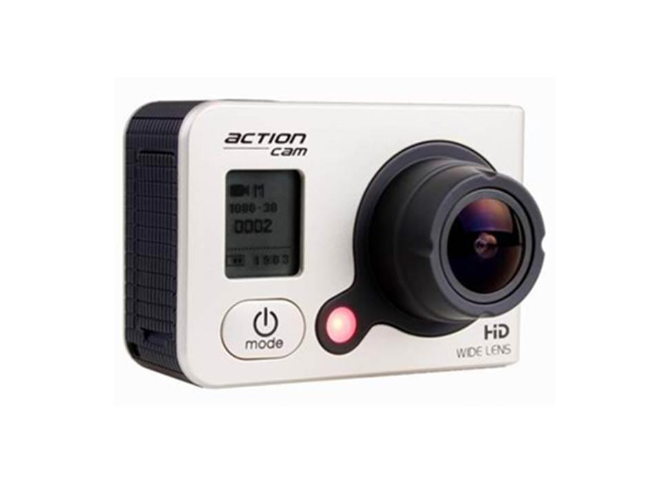 Full HD sportovní kamera