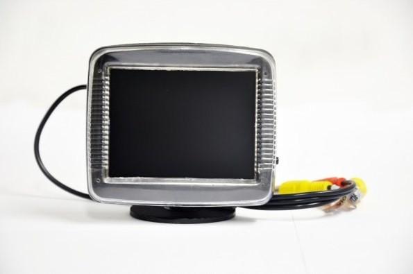 "LCD monitor do auta 3,5"""