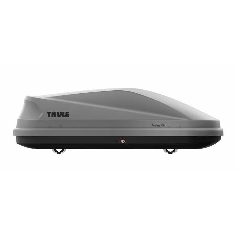 Střešní box Thule Touring 100 Aeroskin titanový