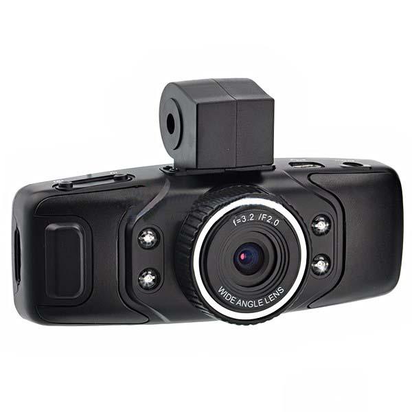 Kamera do auta s GPS, G-sensor, HDMI, infra přisvícení
