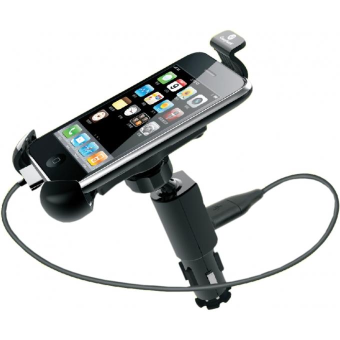 Držák mobilního telefonu s nabíječkou
