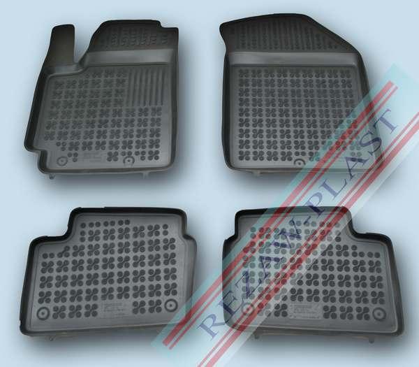 Gumové koberce 28mm KIA Picanto 2011->
