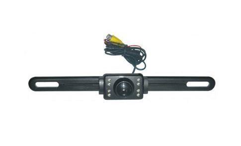 Couvací kamera do SPZ autc102 s nočním viděním