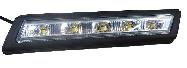 LED světla pro denní svícení VW Golf 6 09-, ECE