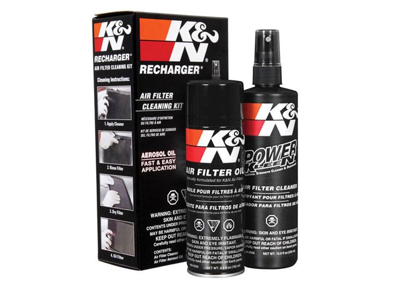 Čistící sada filtrů K&N
