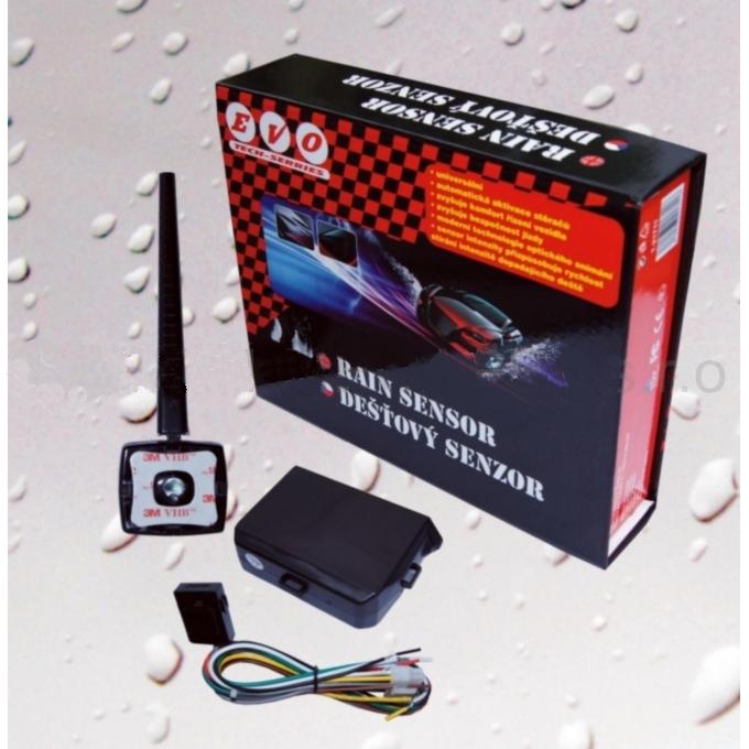 Dešťový senzor do auta 12V