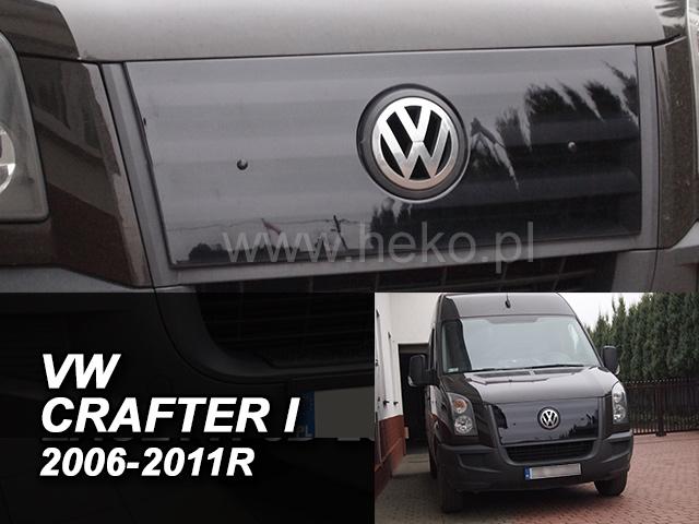 Zimní clona VW Crafter I r.v. 2006-2011