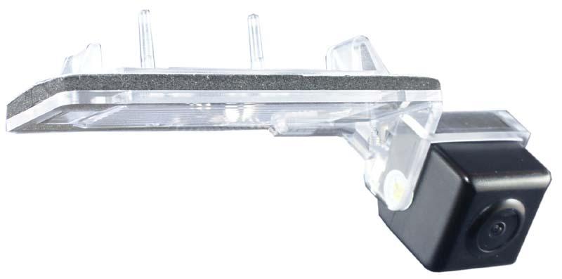 Kamera formát NTSC do vozu AUDI, Superb II Combi, Yeti 2012-, Octavia III