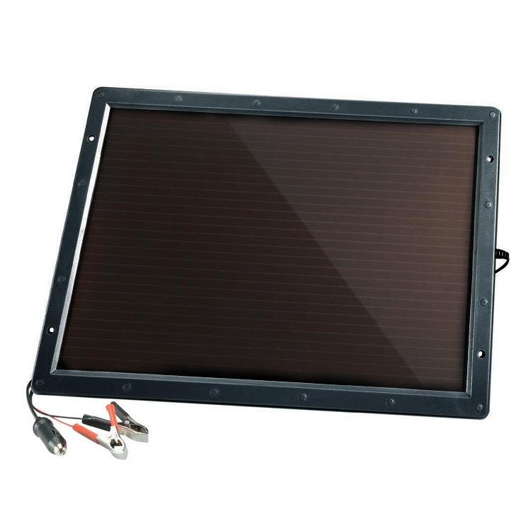 Solární nabíječka do auta TPS-102-6W