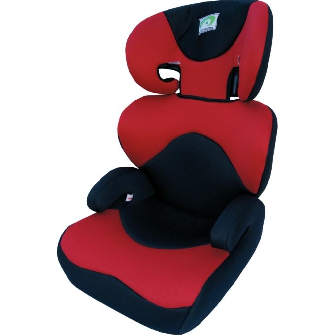 Autosedačka 15-36kg, červeno-černá