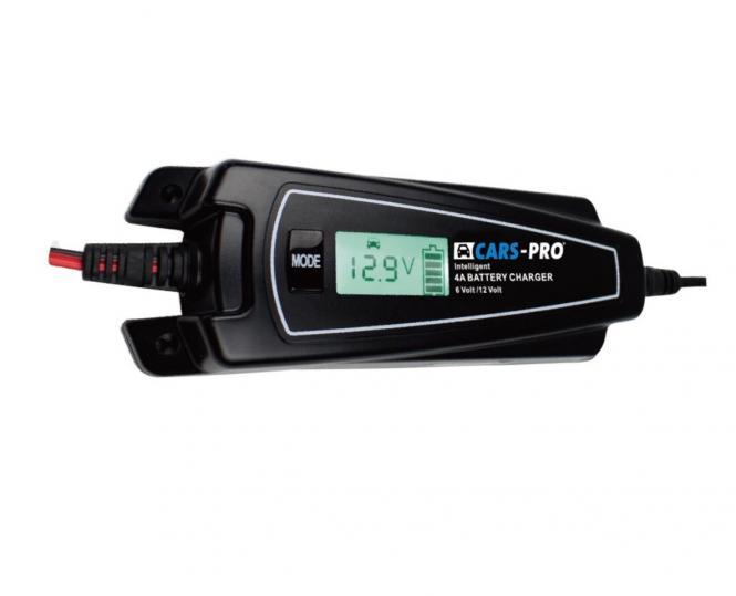 Inteligentní autonabíječka Pro-user EBC400 6/12V 4A