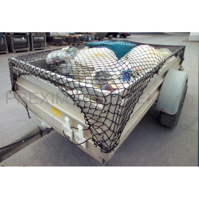 Síť na přívěsný vozík 210x125cm