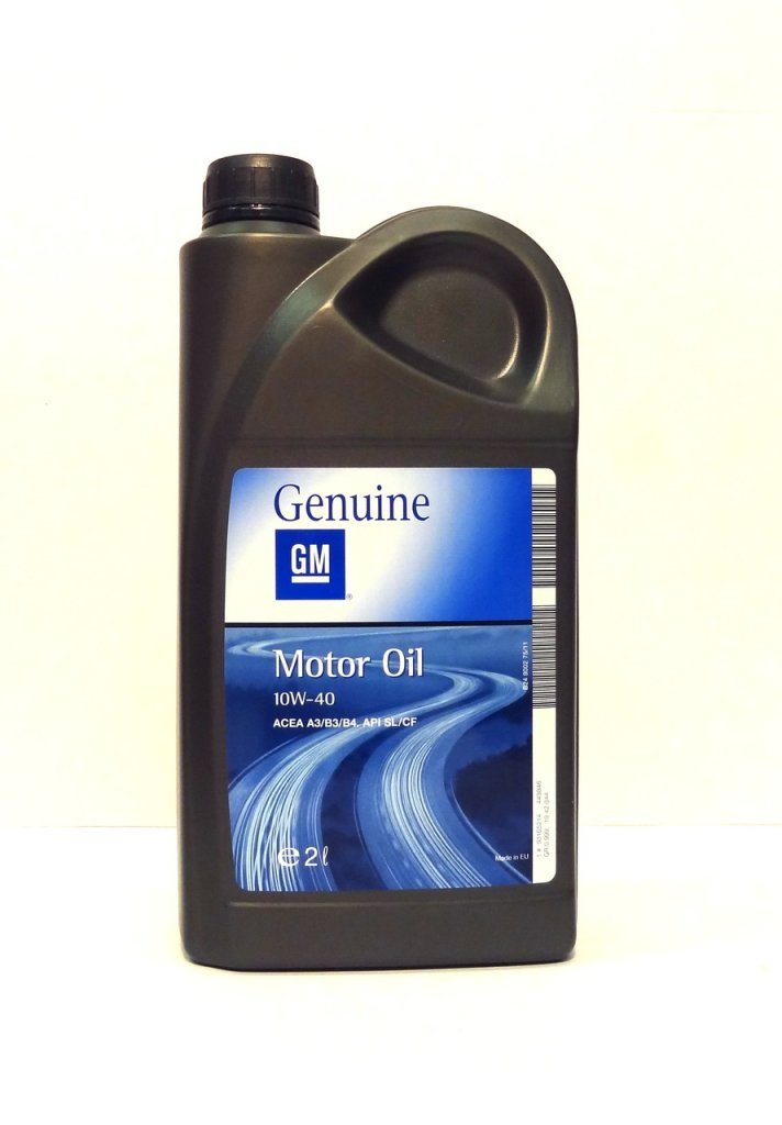 GM/OPEL 10W-40 1L