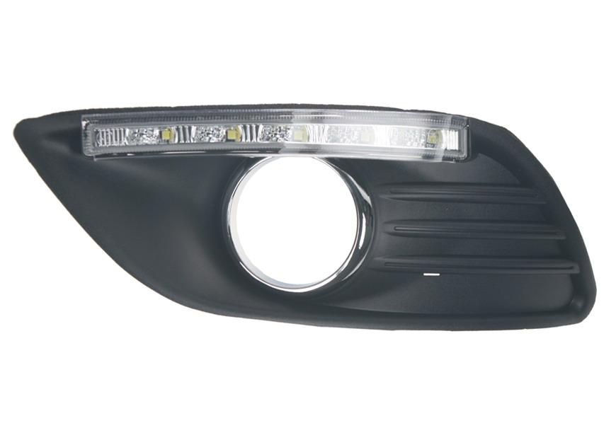 LED světla pro denní svícení Ford Focus 2008-2011, ECE