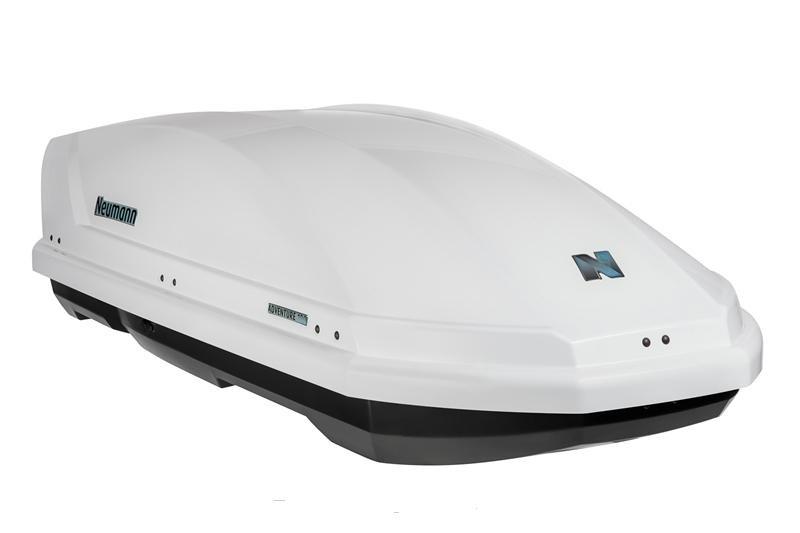 Střešní box NEUMANN Adventure 190 - bílá lesklá