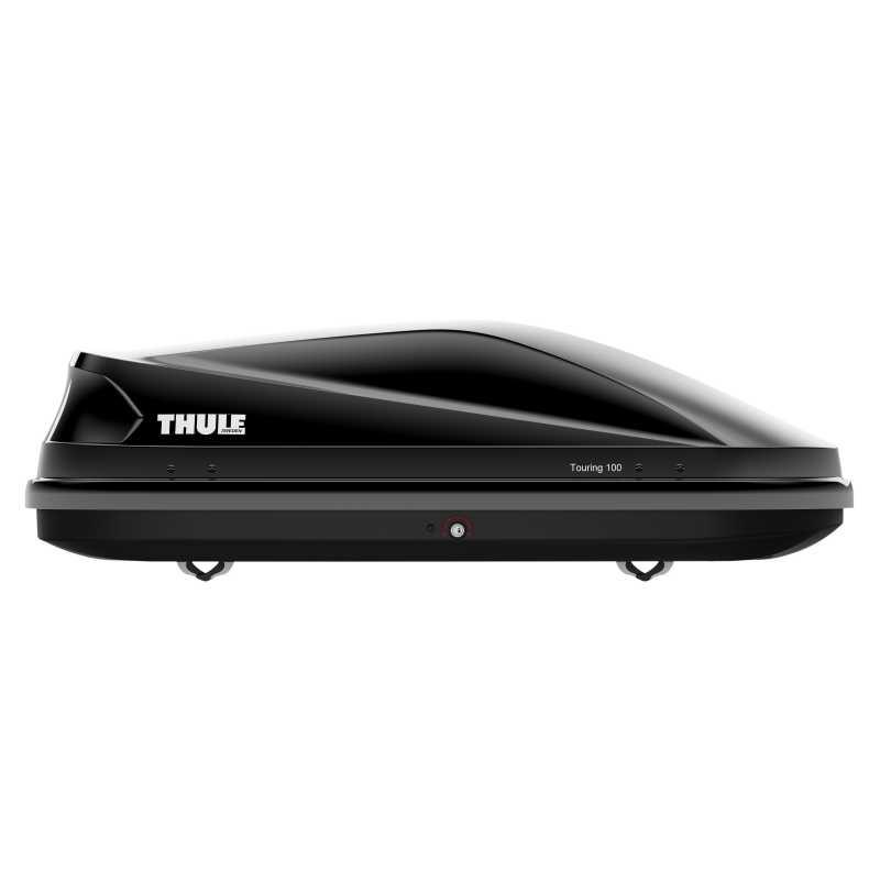 Střešní box Thule Touring 100 lesklý černý