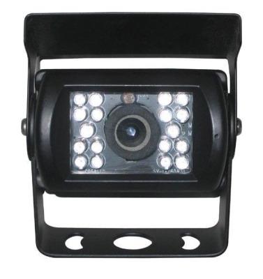 Couvací kamera pro kamiony, CCD cinch - s IR světlem