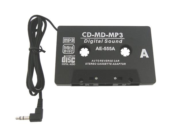 Kazetový adaptér - AUX vstup