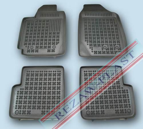 Gumové koberce 28mm TOYOTA Corolla IX 2000-2006