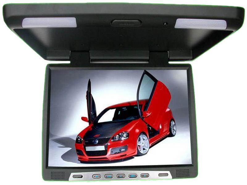 """Stropní LCD monitor 17"""" černý"""