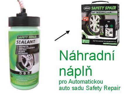 """473 ml bezdušová náhradní náplň SLIME pro Automatickou sadu """"Safety Repair"""""""