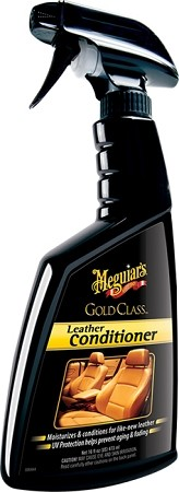 Meguiars Gold Class Leather Conditioner - kondicionér na kůži, 473 ml