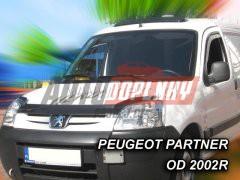 Lišta kapoty PEUGEOT Partner r.v. 2002-2008