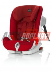 Autosedačka ROMER ADVANSAFIX II SICT, Flame Red