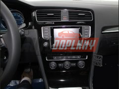 GSM konzole pro VW Golf 7 2012-