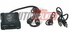 Adaptér pro ovládání USB zařízení u rádií Alpine M-Bus