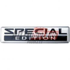 Samolepící dekory - Special edition, aluminium
