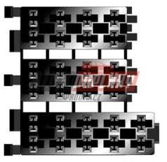 Kabel pro Opel (26 pin starší) /volné dráty