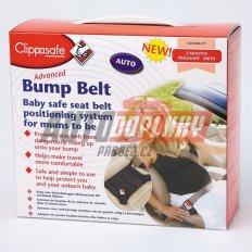 Bezpečnostní pás do auta pro těhotné CLIPPASAFE