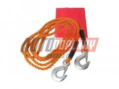 Tažné lano s háky 3000 kg
