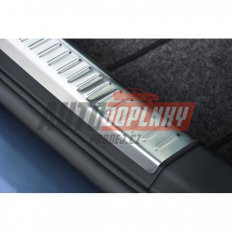 Ochranná lišta vnitřní hrany kufru - ŠKODA OCTAVIA II COMBI
