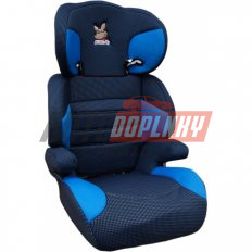 Autosedačka 15-36kg, modro-modrá ANGUGU