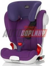 Autosedačka ROMER KIDFIX II XP SICT, col. Mineral Purple