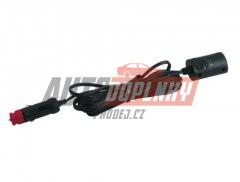 Prodlužovací kabel 4m 1mm2 EZETIL