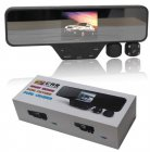 x 2 kanálová kamera v zrcátku pro záznam obrazu, IR přisvícení