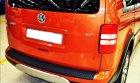 Nášlap kufru Volkswagen Caddy 04R