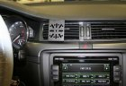GSM konzole do vent. pro Škoda Superb 2009-
