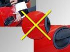 Ochranná fólie proti poškrábání laku APA